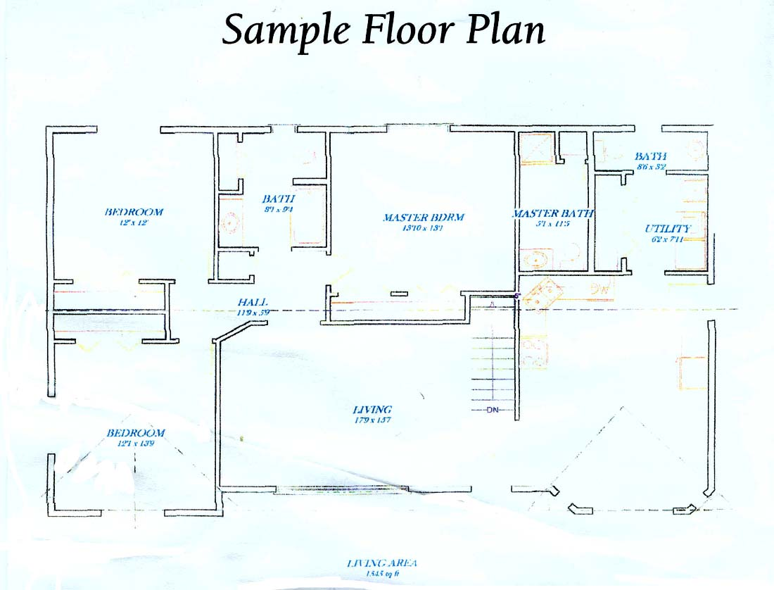 Draw your own house plans plan 3d home plans 1 marvelous for Make a house floor plan